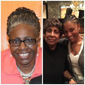 Mom & Grandma